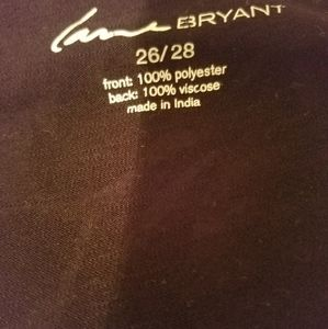 Lane Bryant Tops - Lane Bryant Black sequins blouse